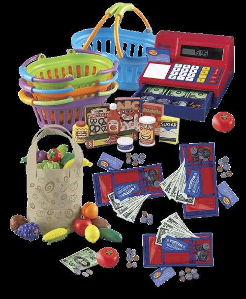 Childcraft Market Package