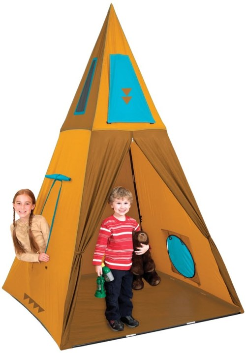 Giant Tee Pee Tent