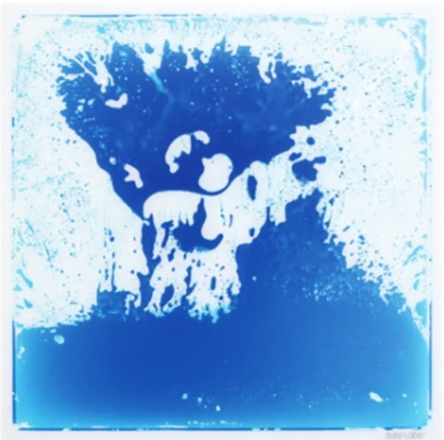 Spooner Surfloor Liquid Tile, Blue