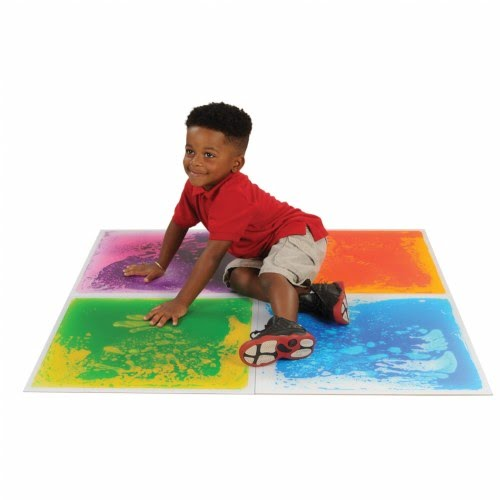 Spooner Surfloor Liquid Tile, Blue