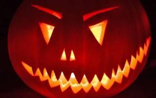 Autism Halloween Pumpkin