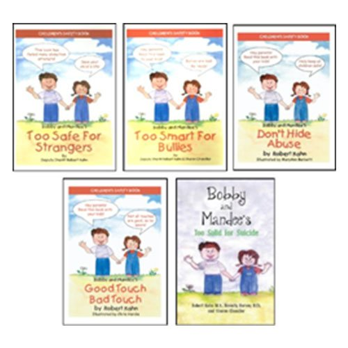 The Safe Smart Way To Teach Kids About Debit Cards: Children's Safety Book Package