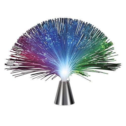 Revolving Vibrating Fiber Optic Light