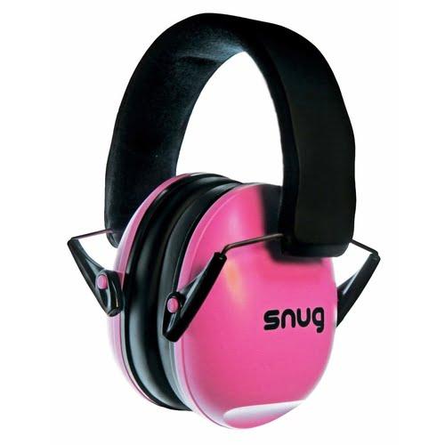 Snug Kid EarMuffs Pink
