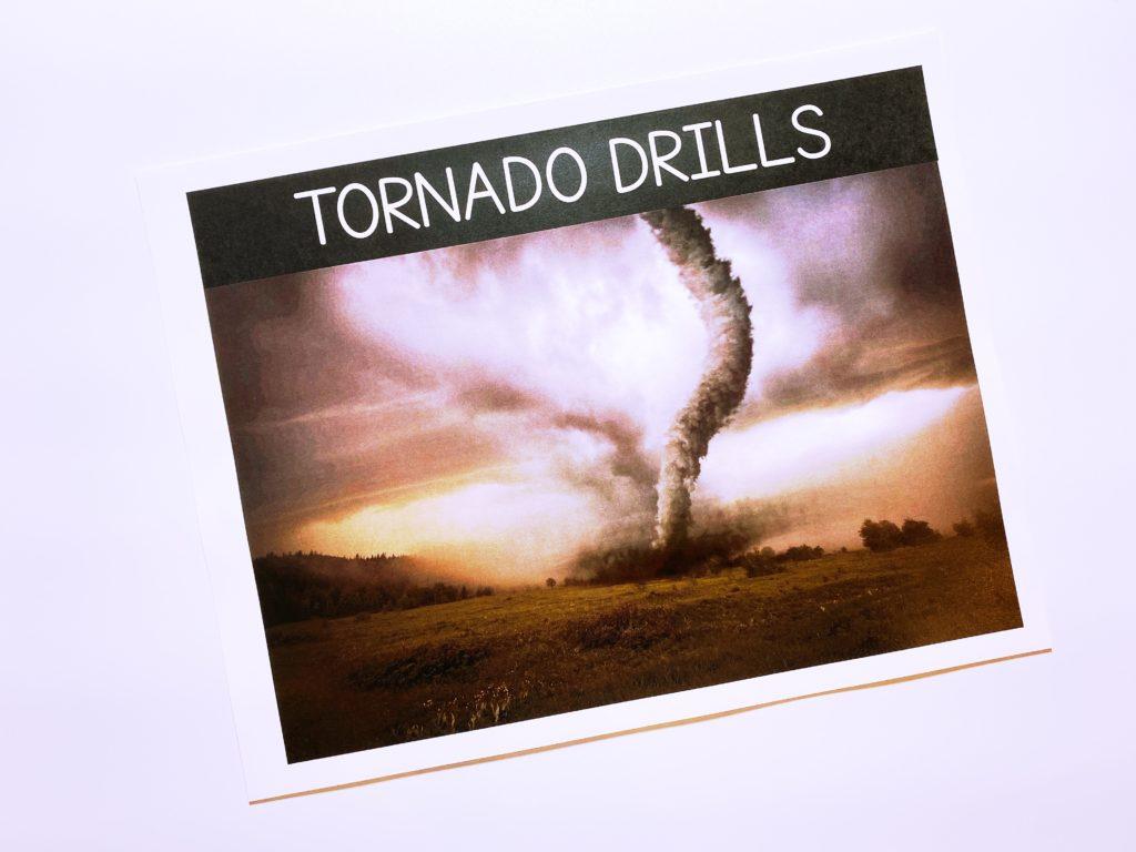 Tornado Drill Rules Behavior Basics Autism Adventures