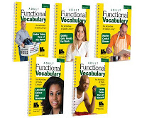 Functional vocabulary for adults with developmental disabilities