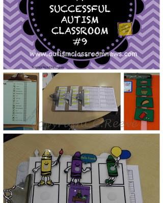 Top Twelve Tools of a Successful Autism Classroom #9