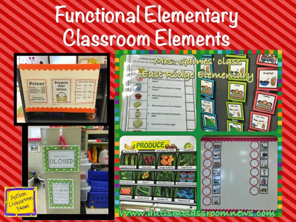 Classroom Design Elements ~ Autism classroom layouts tips to create your own