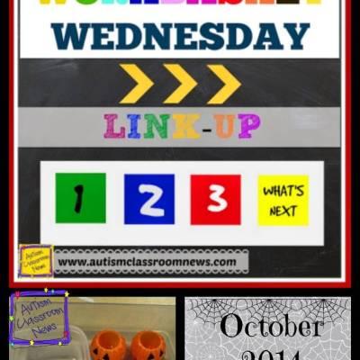 Workbasket Wednesday–October 2014 Edition