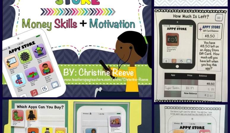 Shopping at the Appy Store: New Motivating Materials