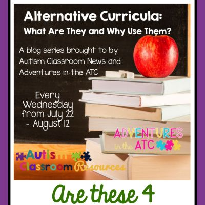 Functional Curriculum: Are These 4 Right for Your Special Education Students?