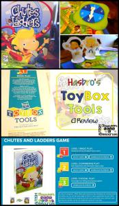 Hasbro's ToyBox Tools Review Phase 2 from Autism Classroom News