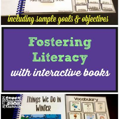Fostering Literacy with Interactive Books: Goals and Objectives