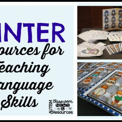 Teach Language Skills With New Winter Resources