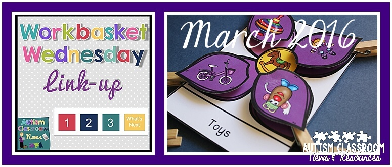 Workbasket Wednesday March 2016: Vocabulary