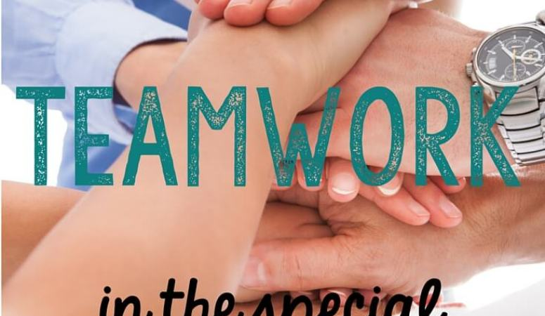 5 Ways to Build Teamwork in the Special Education Classroom