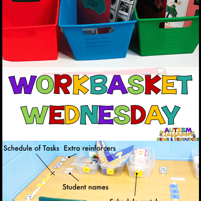 Welcome Back to Workbasket Wednesday