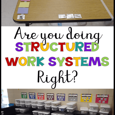 How to Make Sure Your Independent Work System Measures Up