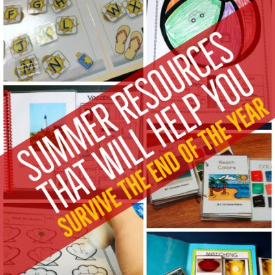 Summer Resources That Will Help You Survive the End of the Year
