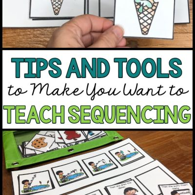 Tips And Tools That Will Make You Want to Teach Sequencing