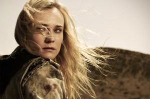 "Diane Kruger as Sonya Cross on ""The Bridge"" (Credit: FX)"