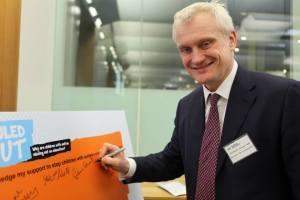 Graham Stuart MP, Courtesy of Ambitious About Autism