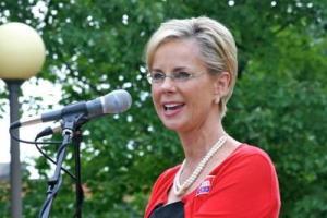 Democratic State Senator Sara Kyle