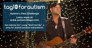 #Tag10forAutism (PRNewsFoto/Autism Village)