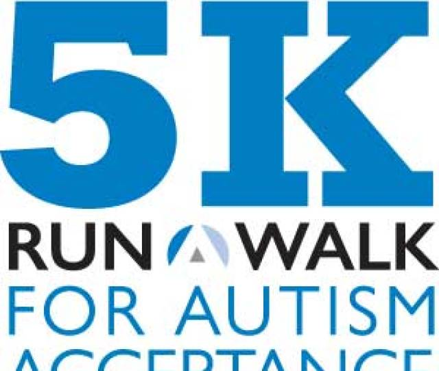 Autism Resource Central  K Run And Walk Logo