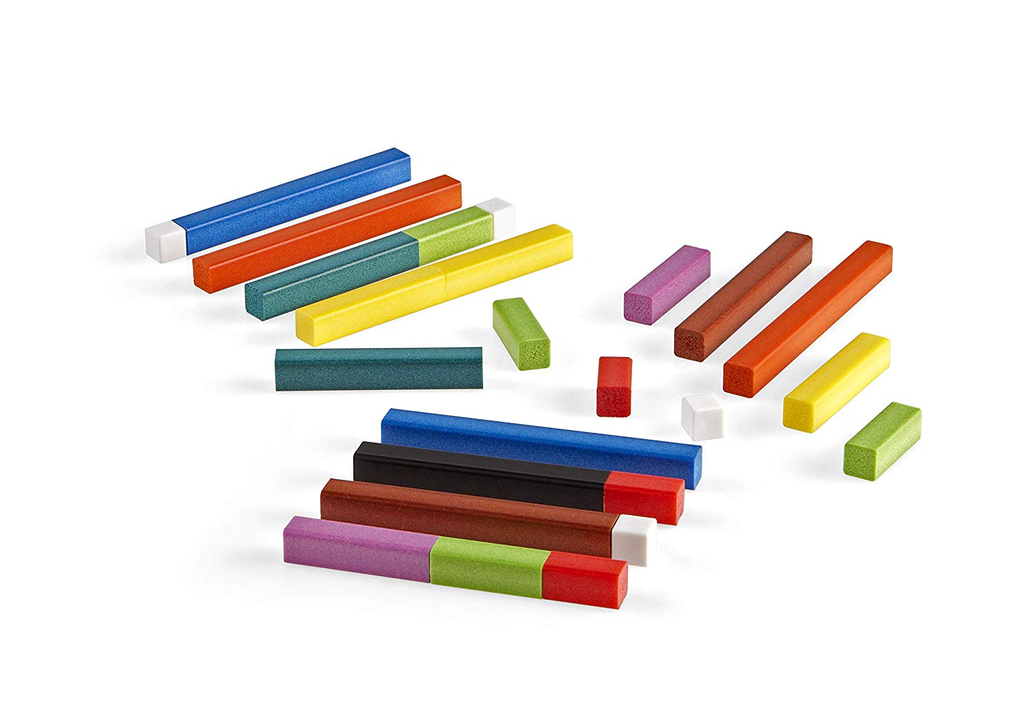 Cuisenaire Rods Set Of 74