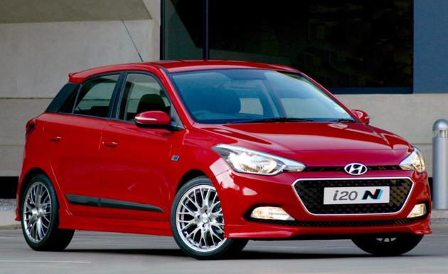 Hyundai I20 N Sport Poze I Detalii Oficiale Cu Primul