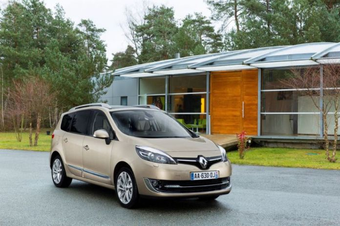 2013 Renault Grand Scenic Iii Phase Iii 1 5 Dci 110 Hp Fap Technical Specs Data Fuel Consumption Dimensions