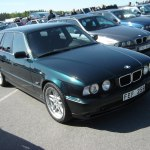 1992 Bmw M5 Touring E34 3 8 340 Hp Technical Specs Data Fuel Consumption Dimensions