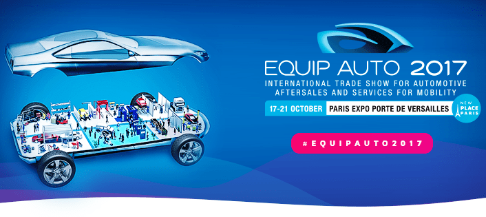 Equipauto paris 2017 auto france parts - Paris expo porte de versailles paris france ...