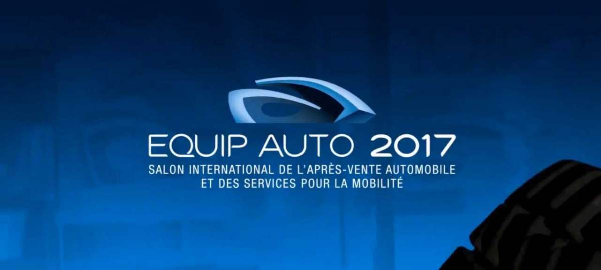EquipAuto Paris 2017