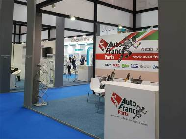 Auto France Parts - Automechanika Dubai 2018
