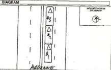 Vehicle Accident Street Diagrams Accident Reconstruction