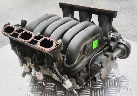 Kolektor silnika 2.4 V6 w Audi A6 C6 o oznaczeniu BDW