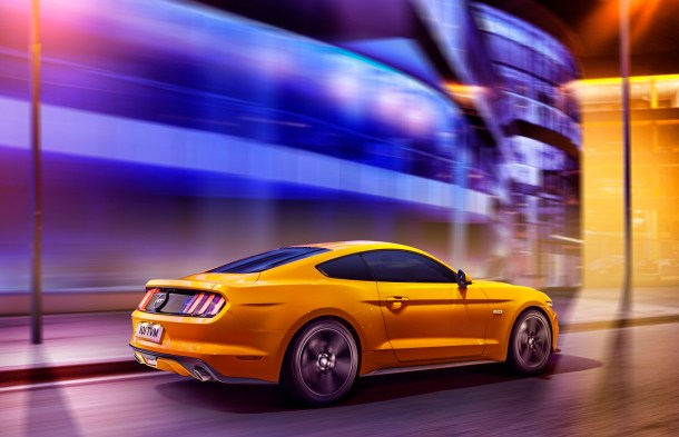 Ford Roll-Out of New Product for Europe This Year Will Be Among