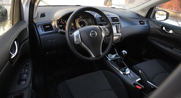 Nissan Pulsar test (3)