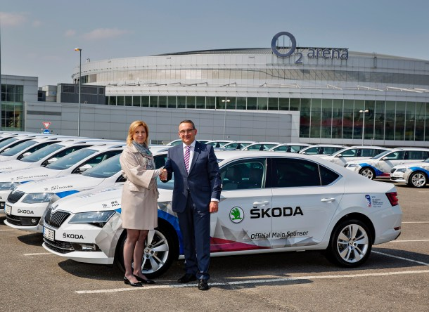 150423 The new SKODA Superb in IIHF Fleet 002
