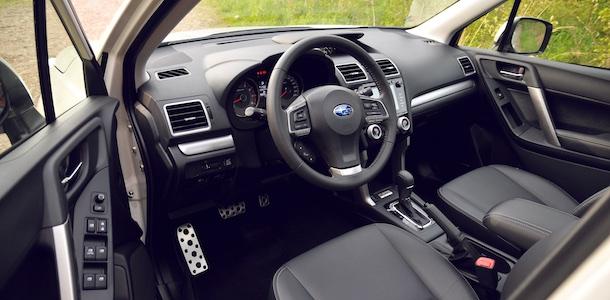 Subaru Forester XT test (3)