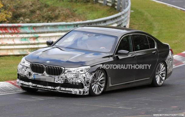 BMW Aplina B7