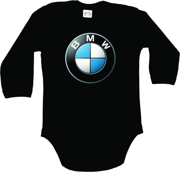 BMW Bodysuit for Baby with long sleeve