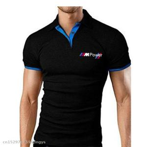 Men-s-polo-shirt-summer-Motorcycle-short-sleeve-for-bmw-Power-Tshirts-High-Quality-Sports-jerseys