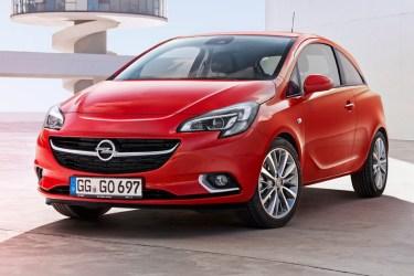 Opel Corsa E. Foto: Adam Opel AG.
