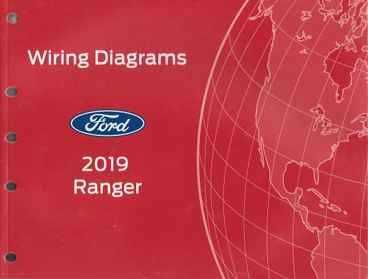 2019 ford ranger factory wiring diagrams