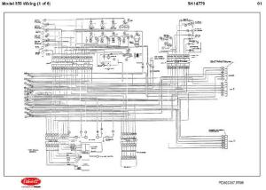 Detroit Diesel DDEC II Engine Electrical Wiring Diagrams