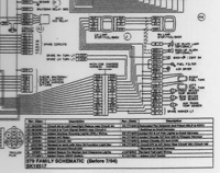 1970  July 1994 Peterbilt 379 Family (357, 375, 377, 378, 379) Wiring Diagram