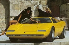 Countach prototype